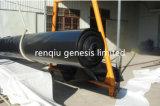 HDPE ad alta densità Geomembrane del materiale di riporto della fodera dello stagno di Polyetheleene Geomembrane di spessore di 1.5mm 2.0mm