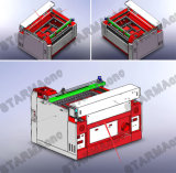 Jinan Starma Gravura de corte a laser de CO2 Máquina para acrílico/Madeira/couro/Preço de MDF