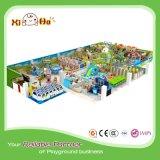 Modèle d'intérieur personnalisé de cour de jeu d'enfants librement fait à partir de la Chine