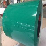 Акцо Ноубл премьер-краски RAL9016 0,3 мм толщина оцинкованной стали PPGL Prepainted катушки