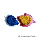 Vert/jaune/noir/rouge/marron/orange Oxyde de fer de pigment pour le béton