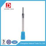 Rima espiral especial modificada para requisitos particulares del carburo de la flauta de la alta precisión para para corte de metales