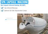 Sistema di esercizio e capsula infrarossi della STAZIONE TERMALE