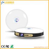 Multimédia 32GB à commande par effleurement HDMI-dans le mini projecteur intelligent de qualité