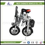 350W 36V 10ahの後部中断小型折りたたみの電気スクーター/自転車