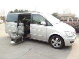 Giro de elevación del asiento del coche para ambulancia SUV MONOVOLUMEN