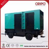 Oripo 145kw 휴대용 엔진 디젤 엔진 발전기 Cummins는 강화했다