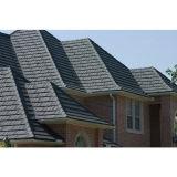 Pierre métal recouvert de carrelage en pierre pour les toitures des matériaux de construction