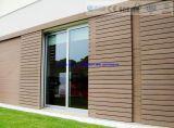 painel de parede composto plástico da madeira de 245*20mm com CE, Fsc, GV, certificado