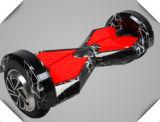 2つの車輪のLEDライトが付いている電気スクーターのバランスのスクーター
