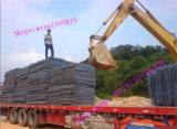 Alimentação de fábrica Yaqi metálicas Hexagonal com preço competitivo