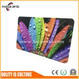 Farbenreicher Druck Plastik-Identifikation-Karte für Geschenk, Förderung