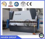 Machine à cintrer hydraulique de plaque en acier de la commande numérique par ordinateur WC67Y-100/4000 avec le certificat de GV