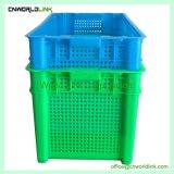 30kg de carga todos los colores de plástico de malla moviendo la caja nido