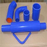 Flexibler 45/90/135/180 Grad stößt Gummisilikon-Schlauch