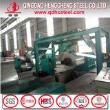 Bobina de aço galvanizada revestida zinco do MERGULHO quente Dx51d