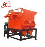 Tangstenまたは沖積金のジグの鉱石の分離器のための小さい重力の分離器機械