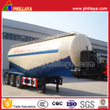 De diesel Aanhangwagen van het Cement van 3 Assen 30-60 Cbm Bulk