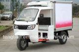 Fatto in Cina Wholesale Closed Cargo Box Refrigerator Truck