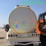 Réservoir de stockage de carburant en alliage aluminium remorque