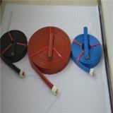 Protección de alta temperatura el manguito de aislamiento de caucho de silicona