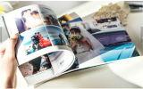 Livres à couverture souple de services d'impression, la conception personnalisée de l'impression
