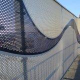 Strato perforato dell'acciaio inossidabile dello strato dell'acciaio inossidabile 304 per i comitati di parete
