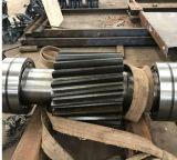 Custom Steel engrenage cylindrique à denture hélicoïdale avec longue durée de vie