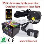 Il proiettore della stella del laser del IP 65 dei nuovi prodotti inonda l'indicatore luminoso di natale della torcia elettrica del laser di Lanternas