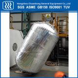 Kälteerzeugender flüssiger Sauerstoff-Sammelbehälter