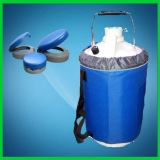 Делающ мороженным контейнер дюара жидкого азота