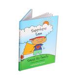 Stampa amichevole del libro infantile di colore di Fulll di buona qualità di Eco
