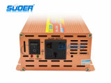 AC 태양 에너지 변환장치 (FAA-1000G)에 Suoer 휴대용 1000W 60V DC