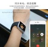 """1.54の""""カメラ(Q7)が付いているインチのタッチ画面のスマートな腕時計の電話"""