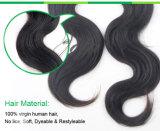 As extensões brasileiras do cabelo humano do Virgin da onda frouxa