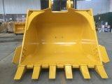 Benna standard per l'escavatore PC200 di KOMATSU con i denti
