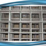 Деформация стали строительство Rebar Rebar сварной сетки