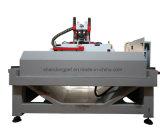 Routeur CNC en bois 3D pour la présidence de la machine et les escaliers des jambes