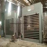 Melamin-Furnierholz-stellte heißer Presse-Maschinen-Film das Furnierholz gegenüber, das Maschine herstellt