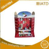 Étalage fait sur commande de compteur de rouge à lievres de cigarettes de papier de carton de bruit