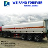 オイルのための永久に半35cbm 3コンパートメント燃料のタンカーのトレーラーかディーゼルまたは粗野な輸送