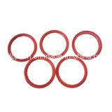 Anel de pistão plástico do anel/bomba do assento de válvula de PTFE/PE/PVC/POM
