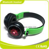 Hoofdtelefoon van Smartphone Bluetooth van de Macht van de LEIDENE Flits van de Verlichting de Stereo Bas Draagbare Lichtgewicht