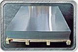 Strato di alluminio dell'alluminio di ASTM/per la decorazione della costruzione (1050 1060 1100 3003 5005 5052 6061 6063 6082 7075)
