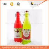 Etiqueta de encargo del Festival de Speical Logotipo de la marca Botella Etiqueta papel de imprenta