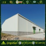 Los costos de construcción de acero Panel Sandwich arrojar Warehouse Filipinas
