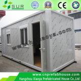 Casa modular pré-fabricada do recipiente da construção de aço
