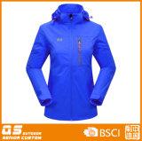 여자의 다채로운 겨울은 1개의 재킷에 대하여 3장의 데운다