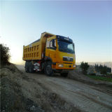 6X4 FAW Caminhão Basculante caminhão de caixa basculante do mercado para a África