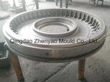 5.00-12 Molde resistente del neumático del triciclo del modelo del terminal del motor